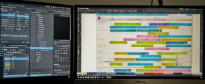Using a dual monitor setup with Inkscape