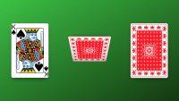 Card flip transition